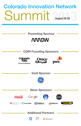 COIN Summit 2013