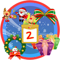 Christmas StickerWidget Second logo