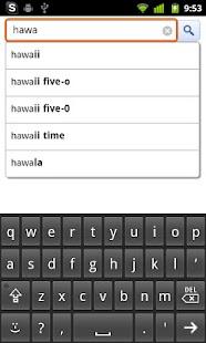 Hawaiian language pack- screenshot thumbnail