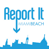 City of Miami Beach Report It