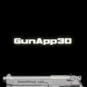 GunApp 3D FREE (The Original) logo