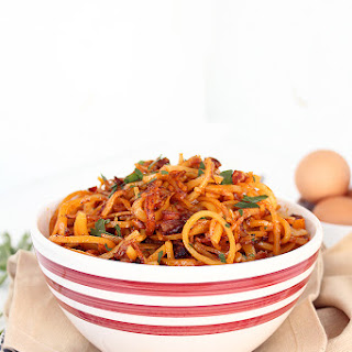 "Bacon Potato Noodle Home ""Fries"""