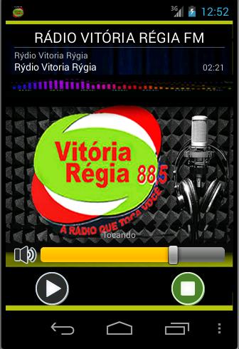 RÁDIO VITÓRIA RÉGIA FM 88 5