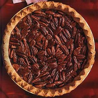 Maple Pecan Pie in Wheat-Flavored Crust