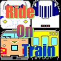 RideOnTrain icon
