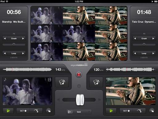 Video Photo Mixing