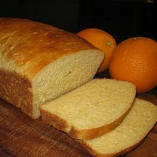 Orange Bread.