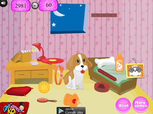 【免費休閒App】Puppy Room Cleaning-APP點子