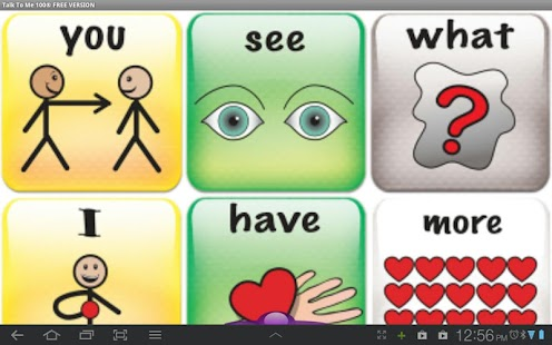 Talk To Me 100® Lite - Autism- screenshot thumbnail