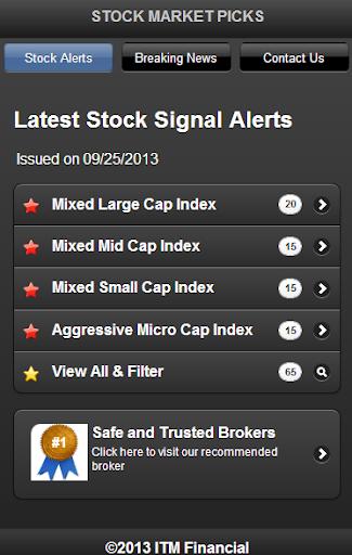 Stock Market Picks