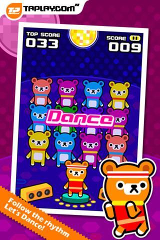 Tappi Bear - Donut Dance