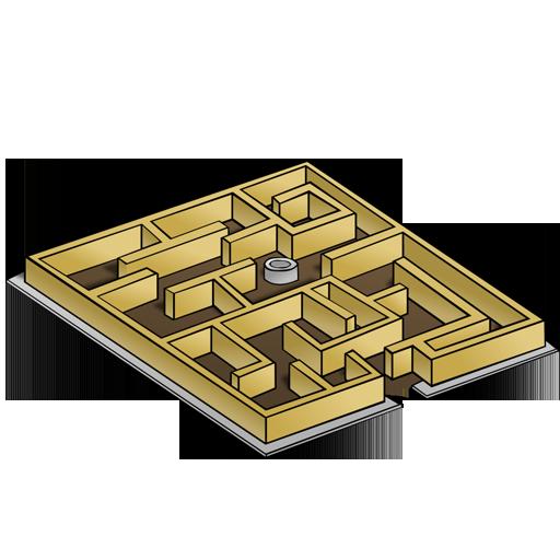 لعبة المتاهة LOGO-APP點子