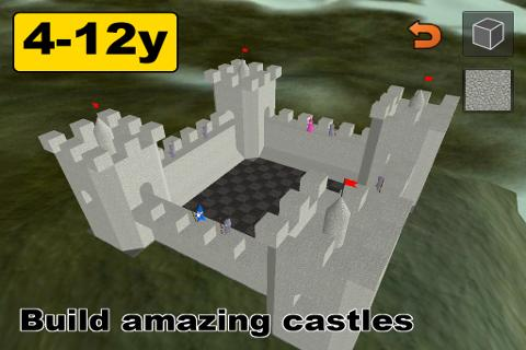 Castle Builder - screenshot