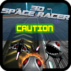 3D Space Racer icon