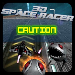 3D Space Racer 賽車遊戲 App Store-愛順發玩APP