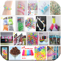 `Rainbow Loom Rubber Bands icon