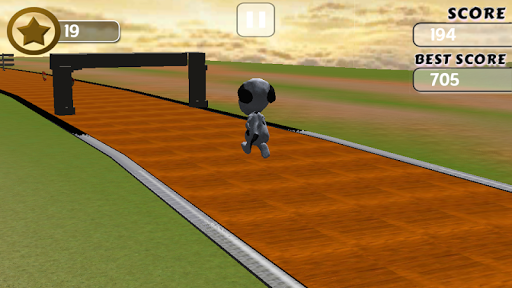 玩免費冒險APP|下載狗跳和跑3D app不用錢|硬是要APP
