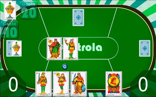 Cuatrola Spanish Solitaire - screenshot thumbnail