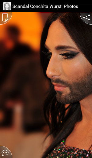 Scandal Conchita Wurst: Photos