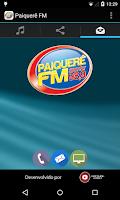 Screenshot of Paiquerê FM