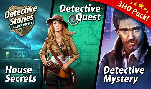 Hidden Object Detective 3-in-1