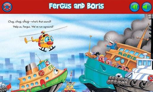 Fergus Ferry HD Lite- screenshot thumbnail