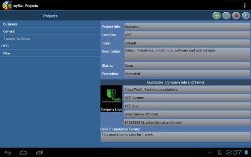 【免費商業App】myBiz Mobile Business Manager-APP點子