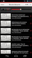 Screenshot of BésameFM para Android