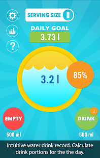 Drink Water App For Phone