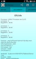 Screenshot of My Device