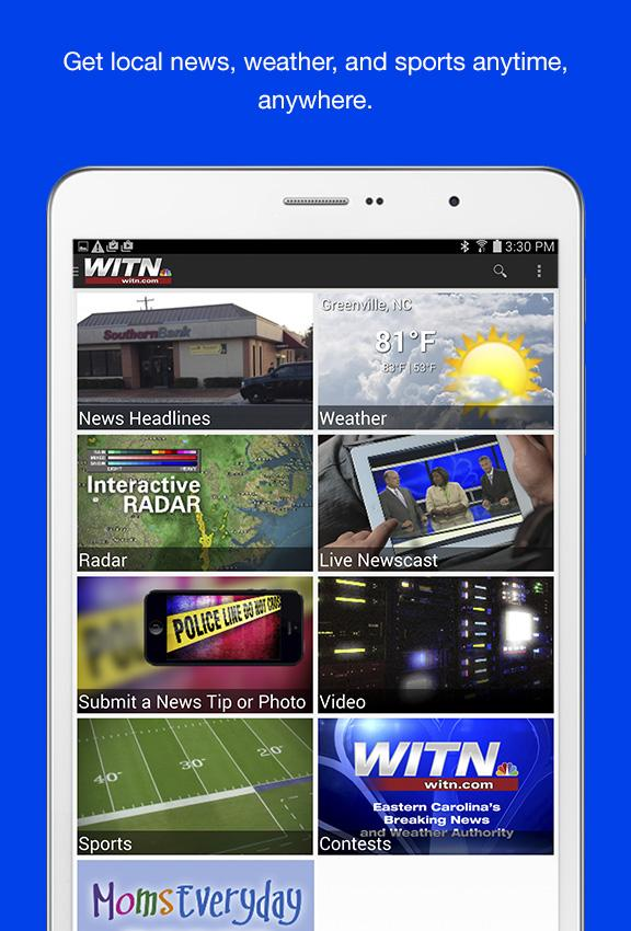 WITN News - screenshot