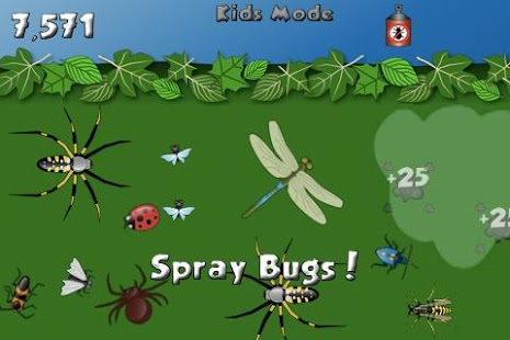 Bye Bugs Lite - screenshot thumbnail