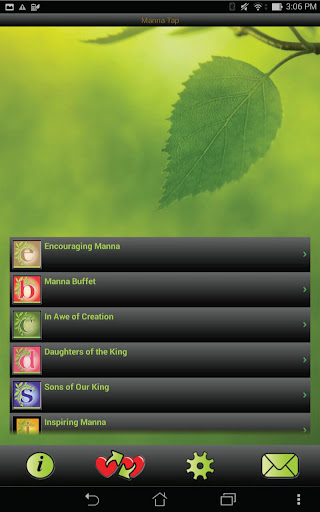 MannaTap - The Christian App