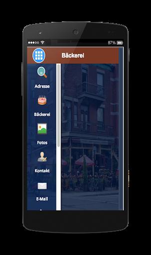 【免費商業App】Bäckerei Demo App-APP點子
