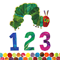Very Hungry Caterpillar Counts logo