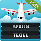 FLIGHTS Berlin Tegel Airport icon
