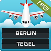 FLIGHTS Berlin Tegel Airport
