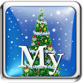 Christmas MyTree LiveWallpaper icon