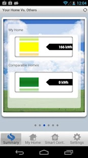 SP AusNet myHomeEnergy - screenshot thumbnail