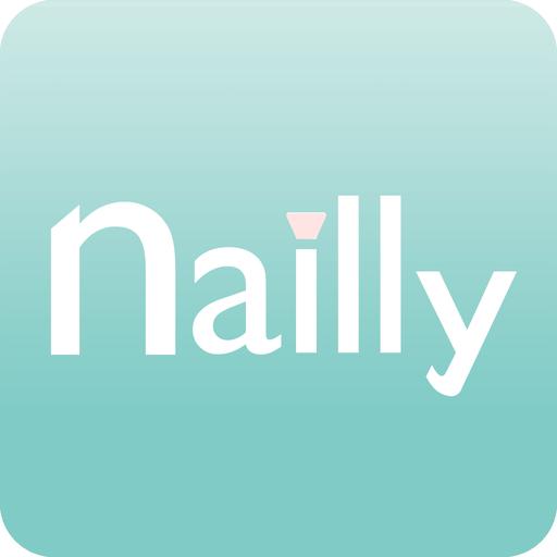 nailly ネイリストとネイルモデルをつなぐネイルアプリ 生活 App LOGO-硬是要APP