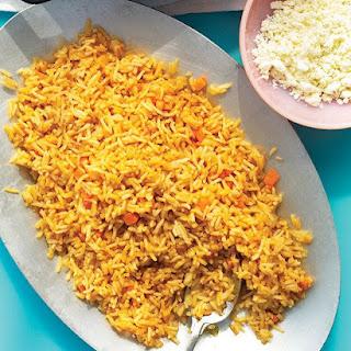 Spanish Rice.