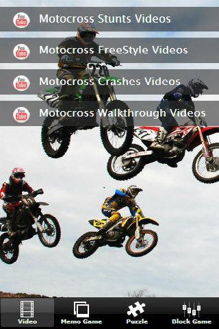 Neon Free Motocross