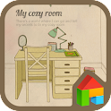 My cozy room Dodol Theme
