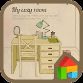 My cozy room Dodol Theme