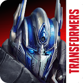 TRANSFORMERS AGE OF EXTINCTION APK for Bluestacks