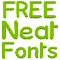 Neat Fonts for FlipFont free 3.16.1 Apk