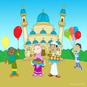 فرحة العيد نشيدة للاطفال
