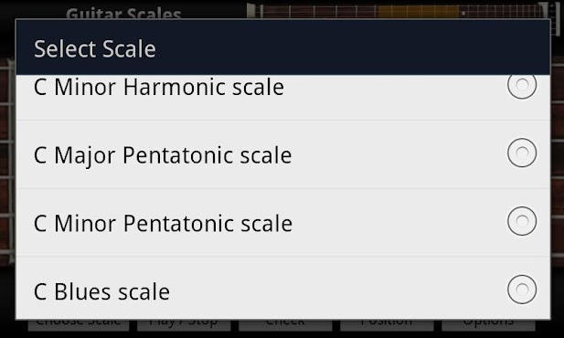 Guitar Scales & Chords Pro v75 Performance Improvements