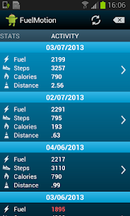 FuelMotion - screenshot thumbnail