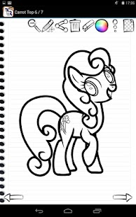 Draw My Little Pony APK for Ubuntu